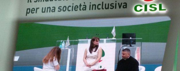 Don Aldo interviene al Convegno Nazionale della Cisl