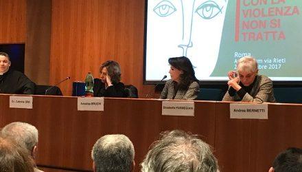 """Don Aldo al Convegno First Cisl: """"Contro la violenza non si tratta"""""""