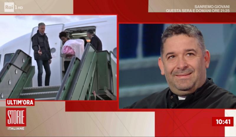 """Don Buonaiuto: """"Corridoi umanitari e accoglienza contro i terrorismi"""""""