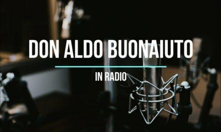 Don Aldo Buonaiuto parla della gag di Sanremo, in radio