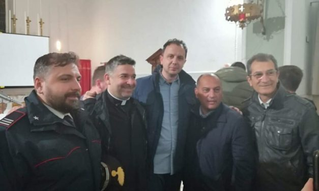 CAMPLI, SUCCESSO PER LA SERATA CONTRO IL FENOMENO DELLE SETTE